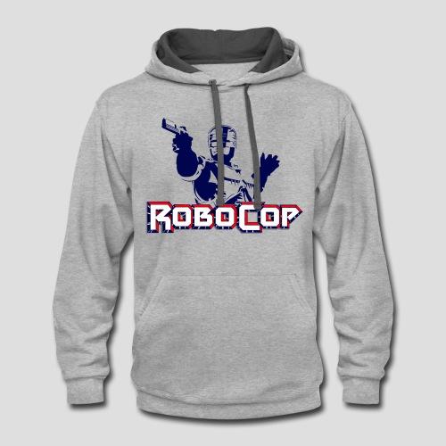 RoboCop - Contrast Hoodie