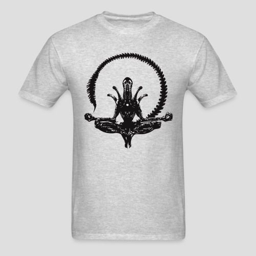 Zen Alien - Men's T-Shirt
