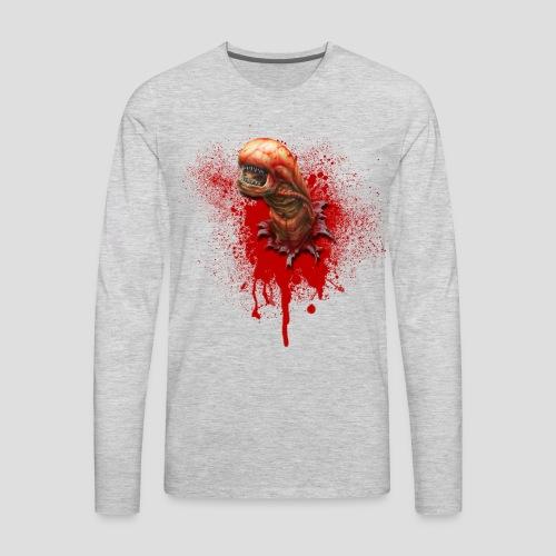 Alien Chestburster - Men's Premium Long Sleeve T-Shirt