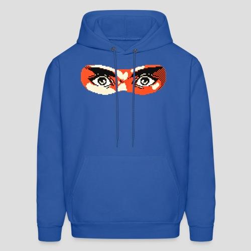 Ninja Gaiden mask - Men's Hoodie