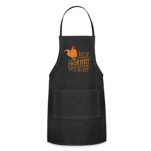 Top of the mornin to ya! - Adjustable Apron