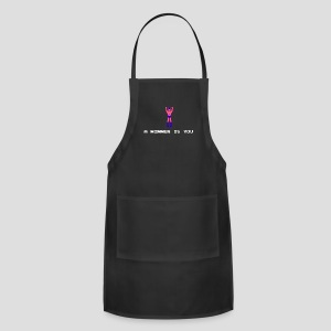 A winner is you - Star Man - Adjustable Apron