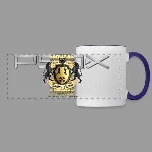 Womens P90X T-Shirt - Panoramic Mug
