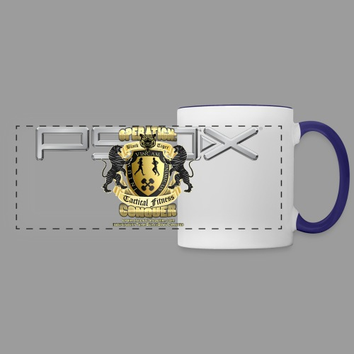 Womens P90X T-Shirt - Panoramic Mug