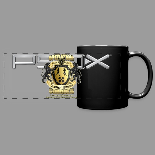 Womens P90X T-Shirt - Full Color Panoramic Mug