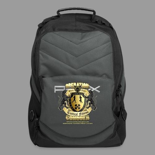 Womens P90X T-Shirt - Computer Backpack