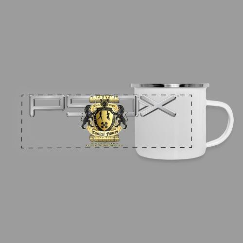 Womens P90X T-Shirt - Panoramic Camper Mug
