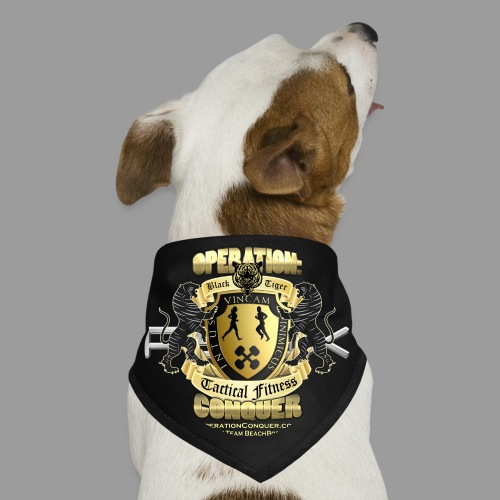 Womens P90X T-Shirt - Dog Bandana