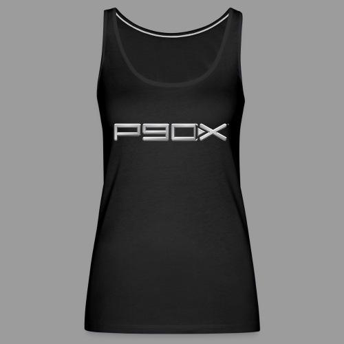 Womens P90X T-Shirt - Women's Premium Tank Top