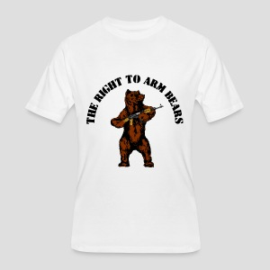 The right to arm bears - Men's 50/50 T-Shirt