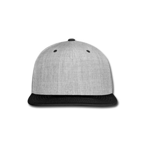 Plain woman's T-Shirt - Snap-back Baseball Cap