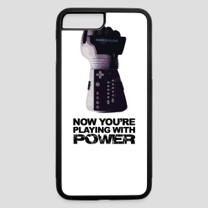 Now you're playing with power - iPhone 7 Plus/8 Plus Rubber Case