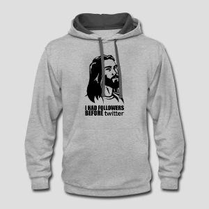 Jesus Followers - Contrast Hoodie