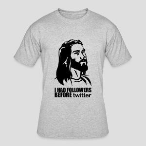 Jesus Followers - Men's 50/50 T-Shirt