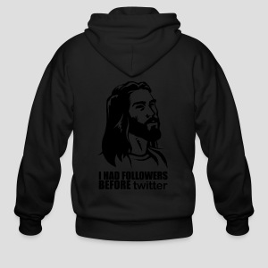 Jesus Followers - Men's Zip Hoodie