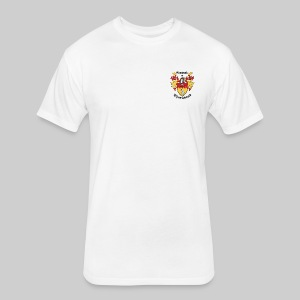 Companie di Bjornstad I - Fitted Cotton/Poly T-Shirt by Next Level