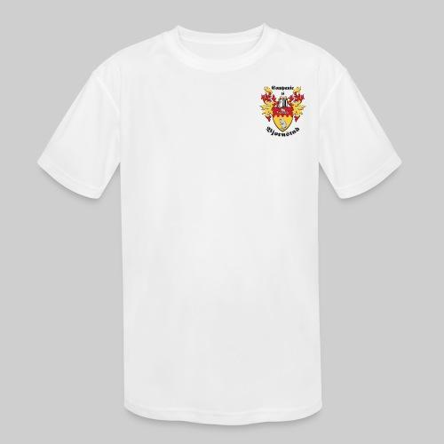 Companie di Bjornstad I - Kid's Moisture Wicking Performance T-Shirt