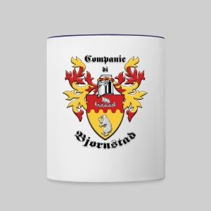 Companie di Bjornstad I - Contrast Coffee Mug