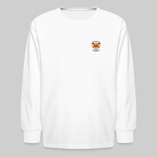 Companie di Bjornstad I - Kids' Long Sleeve T-Shirt