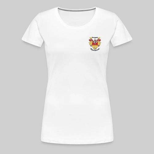 Companie di Bjornstad I - Women's Premium T-Shirt
