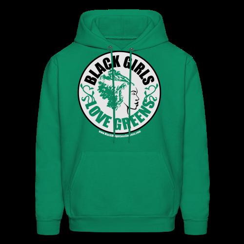 Black Girls Love Greens Tshirt - Women's Plus Size - Men's Hoodie