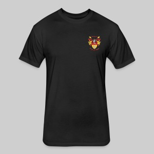 Companie di Bjornstad II - Fitted Cotton/Poly T-Shirt by Next Level