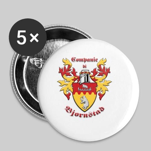 Companie di Bjornstad II - Small Buttons