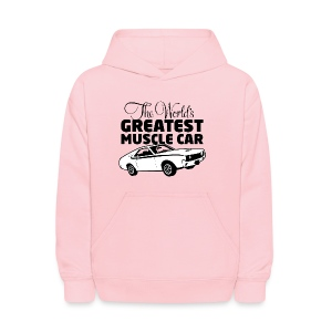 Greatest Muscle Car - Javelin - Kids' Hoodie