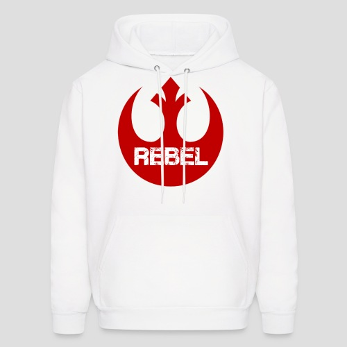 Rebel Insignia  - Men's Hoodie