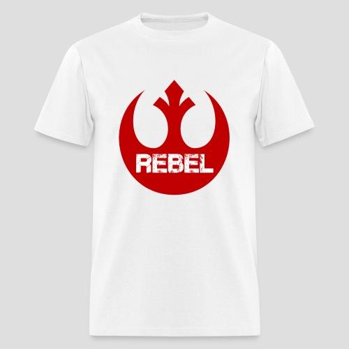 Rebel Insignia  - Men's T-Shirt