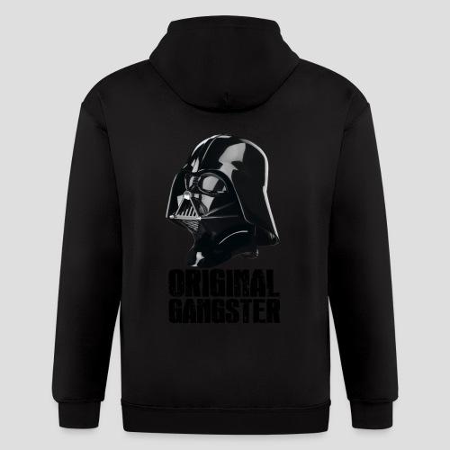 Vader Original Gangster - Men's Zip Hoodie