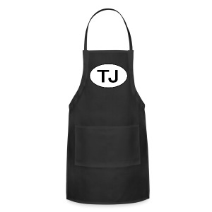 Jeep TJ Wrangler Oval - Adjustable Apron