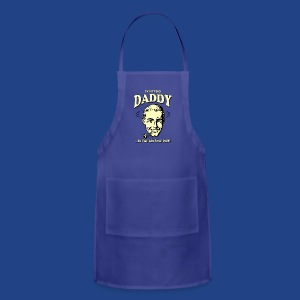 Retro humor Daddy - Adjustable Apron