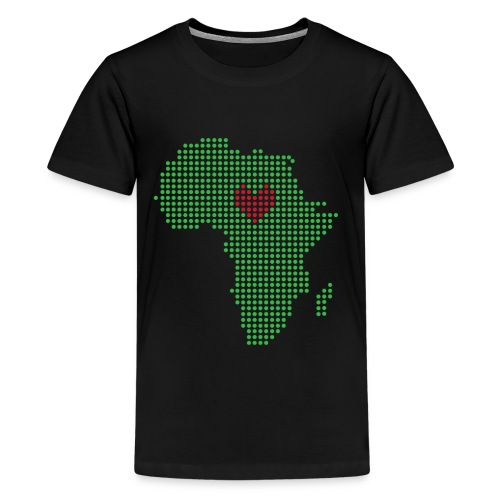 For the Love of Africa - Kids' Premium T-Shirt