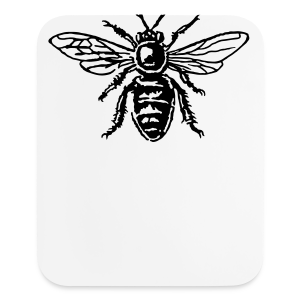 Bee T-Shirt - Mouse pad Vertical