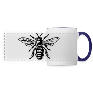 Bee T-Shirt - Panoramic Mug