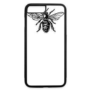 Bee T-Shirt - iPhone 7 Plus/8 Plus Rubber Case