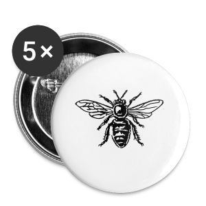 Bee T-Shirt - Small Buttons