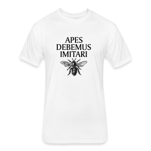 Beekeeper's T-Shirt - Fitted Cotton/Poly T-Shirt by Next Level
