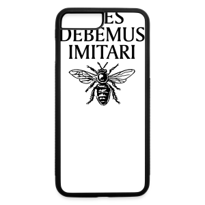 Beekeeper's T-Shirt - iPhone 7 Plus/8 Plus Rubber Case