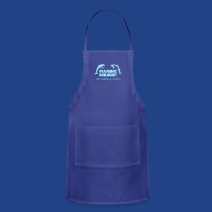 Marine Biologist-1b - Adjustable Apron