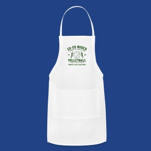 CO-ED Naked Volleyball - Adjustable Apron