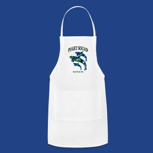 Puget Sound - Seattle - Adjustable Apron