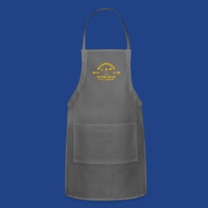 Klondike Gold Rush (gold) - Adjustable Apron