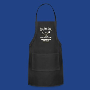Klondike Mining School - Adjustable Apron