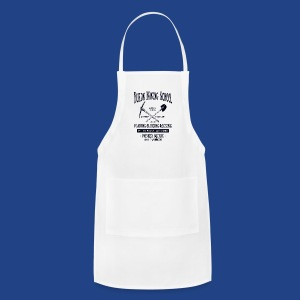 Yukon Mining School - Adjustable Apron