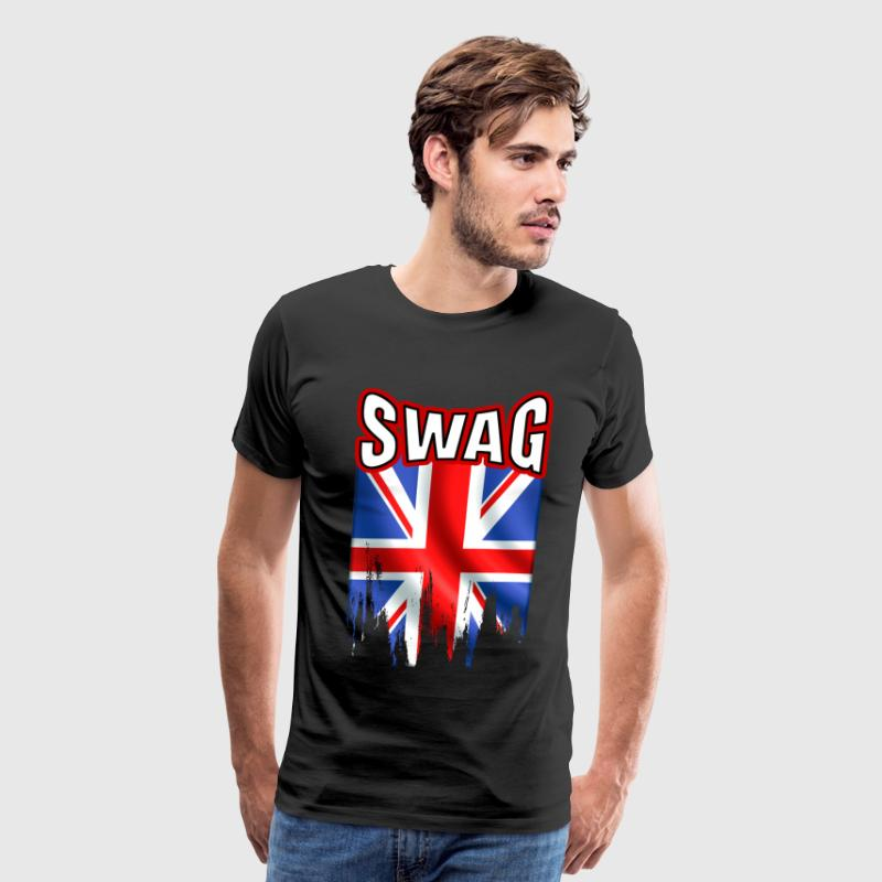 british swag T-Shirts - Men's Premium T-Shirt