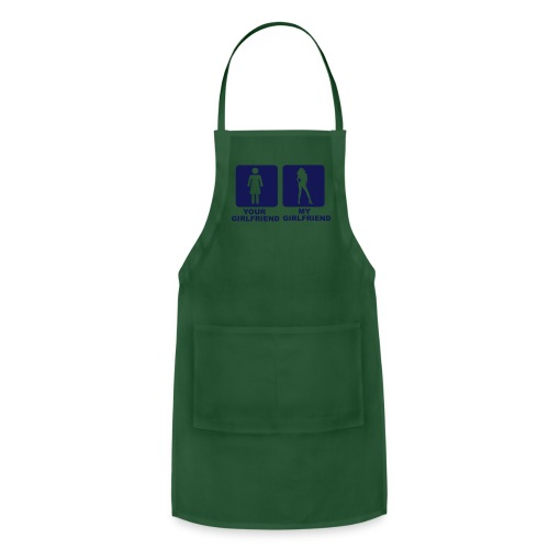 YOUR GF , MY GF - Adjustable Apron