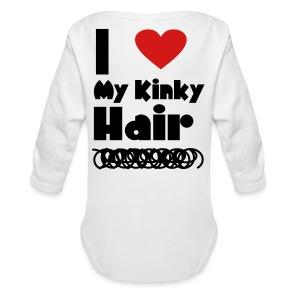 I Love My Kinky Hair