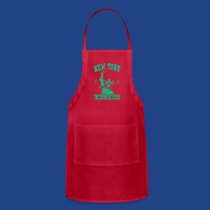 New York-Statue of Liberty - Adjustable Apron